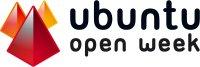 Ubuntu OpenWeek logo